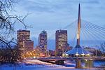 Déjà une autre année de passée... Une petite carte postale de Winnipeg, ma ville natale, pour vous souhaiter tout le meilleur pour cette nouvelle année.